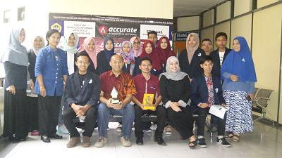 Pelatihan Accurate Accounting Software