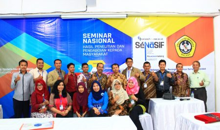 Seminar Nasional Sistem Informasi (SENASIF) 2017 oleh Fakultas Teknologi Informasi Unmer Malang