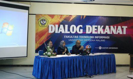 Dialog Dekanat Fakultas Teknologi Informasi 2017